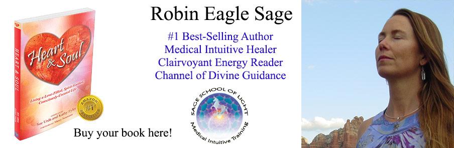 Robin Eagle Sage